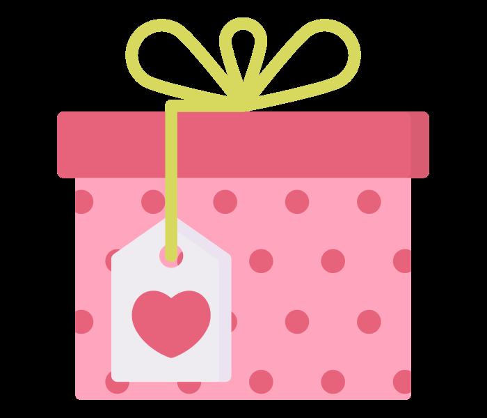 icono regalo para enamorados